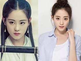 新版《倚天屠龍記》六大美女換上現代裝,陳鈺琪漂亮,而她很可愛