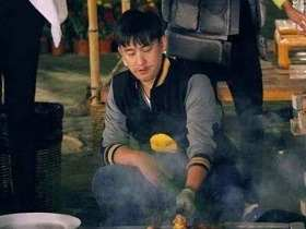 嚮往:黃磊在準備菜品的時候,鏡頭不小心拍到了鍋,網友看後炸了