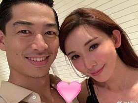 林志玲結婚了!嫁日本「放浪兄弟」成員AKIRA
