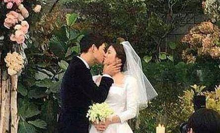 宋仲基宋慧喬離婚:曾經有多甜,如今就有多傷