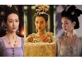 《九州縹緲錄》6位古裝女神比美!隱藏《如懿傳》、《琅琊榜》第一美人