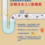 全球看武漢|預防糞口傳播,重提U型聚水器:香港防疫經驗